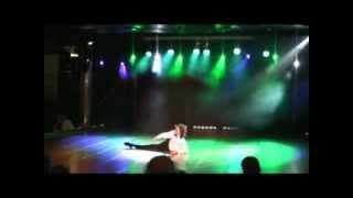 Circus Circus Agency Presents : Robot Dance Comic Contortion Act By Alexander