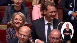 Gambar cover La réplique de Christian Eckert a beaucoup fait rire les députés et Manuel Valls