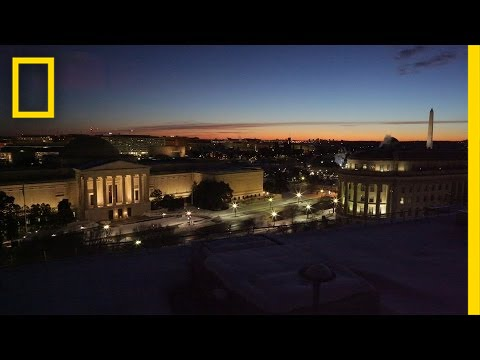 Time-Lapse: Watch 'Snowzilla' Belt D.C. in 60 Seconds | National Geographic thumbnail