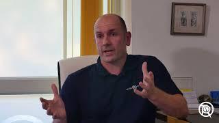 Ben Hewitt talks about painkillers