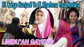 Ki. Cahyo Kuntadi, Ibu. Sukesi Vs Hj. Kharisma Yogi Noviana (Jik Unyu Unyu)