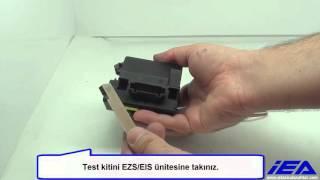 Mercedes-Benz W169, W209, W211, EZS/EIS Test Kit