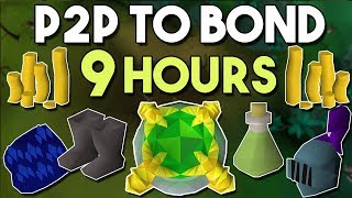 Starting With 1GP and Buying From P2P Shops for 1 Hour! How
