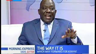 BBI Report to be handed over on Tuesday, which way forward for Kenya?  | The Way It Is