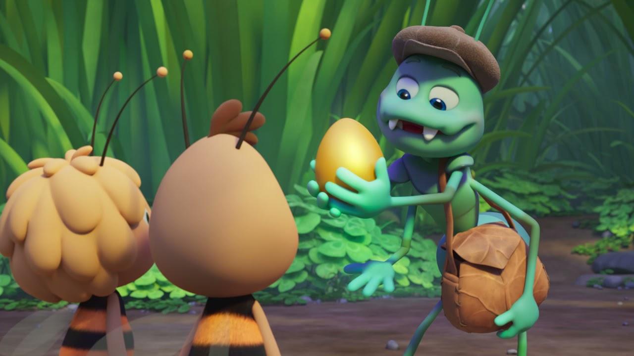 Abelinha Maya e o Ovo Dourado