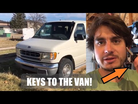 Just Bought This Van! - Mind-Blowing Deal! | Growing Event Rental Business