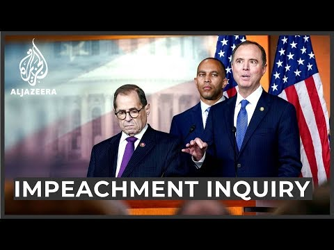 White House refuses to participate in impeachment hearing