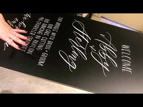 How to remove Chalk Marker like a pro!