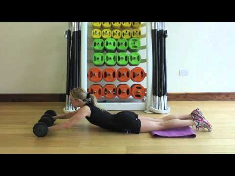 Dumbbell Rollouts