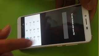 How to Unlock Pin   Coolpad 1851 Android Smart Phone  || Reset Pin Coolpad 1851
