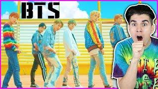 Reacting To BTS 방탄소년단 'DNA' Official MV! (K-Pop)