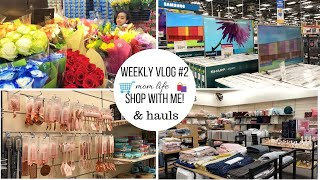 WEEKLY VLOG 2019 // SHOP WITH ME & HAULS // STAY AT HOME MOM VLOG / Jessica Tull
