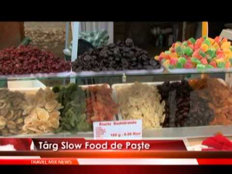 Targ Slow Food de Paste