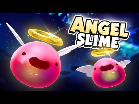 SECRET ANGEL SLIMES STYLE - Slime Rancher Viktor's Experimental Update
