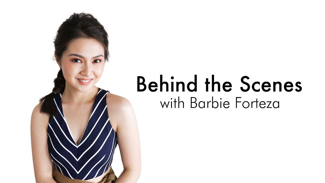 Behind the Scenes with Barbie Forteza | iamClaire.