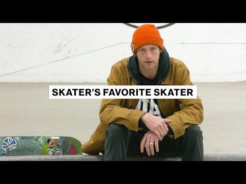 Skater's Favorite Skater: Willis Kimbel