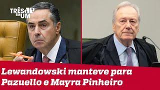 Barroso suspende quebras de sigilo na CPI da Covid