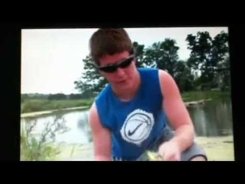 Farm Pond Bass Fishing Episode 2