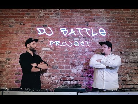 DJ BATTLE Project for Event