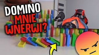 CZY DOMINO POTRAFI WNERWIĆ? - TRY NOT TO FQRF CHALLENGE #2