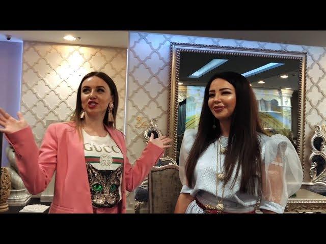 Светлана и Катерина Антонович. О работе офисе в Дубай