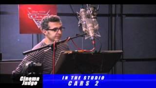 CARS 2 - In the Studio