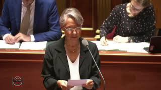 Alain MARC : Question orale sans débat sur la desserte ferroviaire de l'ouest de l'Aveyron
