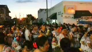 preview picture of video 'Gremio de Alfareros y simpatizadores. Ticul, Yucatán, Mexico'