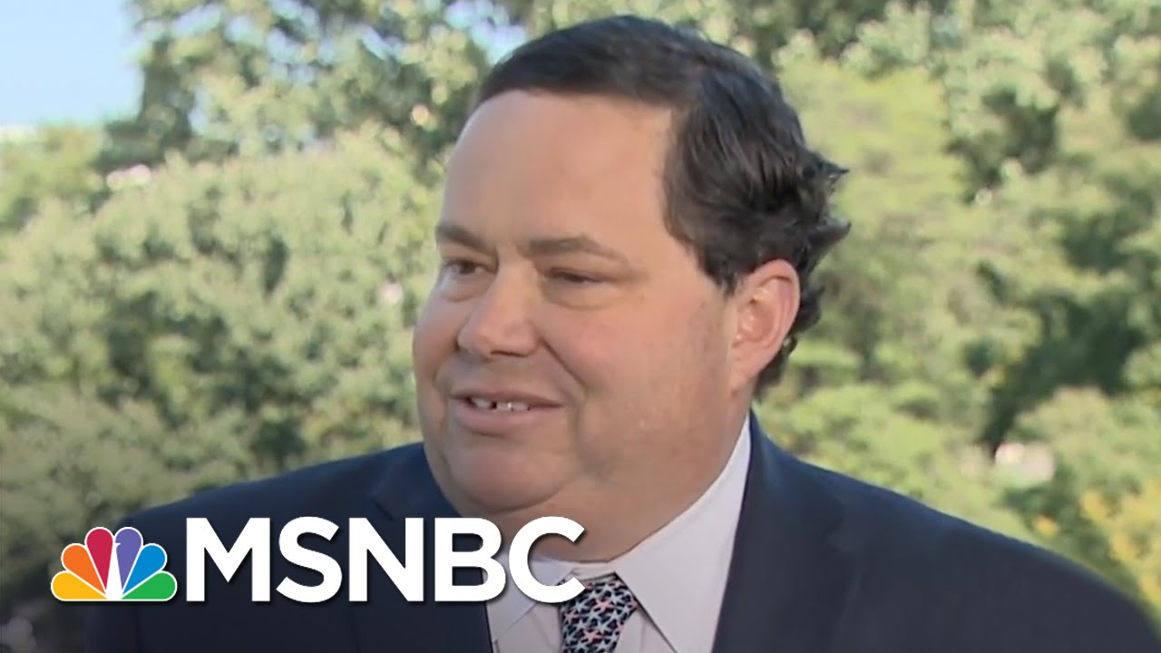 Donald Trump Aide: Mike Pence Asked About Campaign's Stance With Women | MSNBC thumbnail