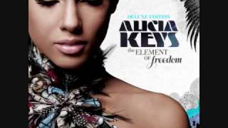 Alicia Keys - Love Is My Disease - The Element Of Freedom