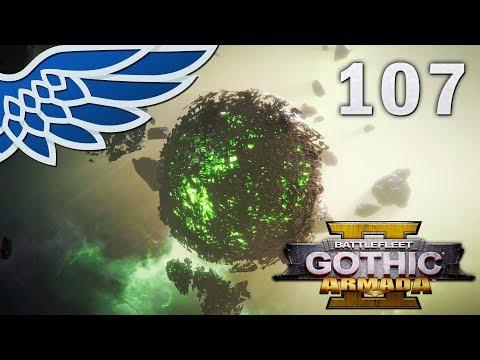 BATTLEFLEET GOTHIC ARMADA 2 | Dark Throne Part 107 - Imperial Campaign BFGA2 Let's Play Gameplay