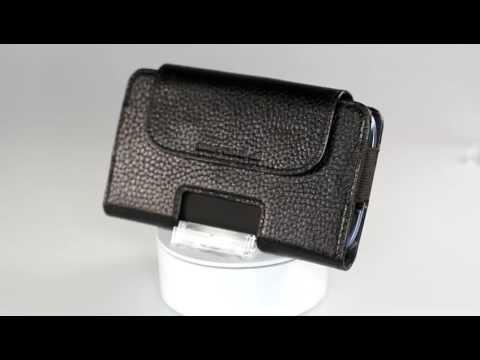 A10050023 smart casual Leder Etui mit Clip für Galaxy S3,