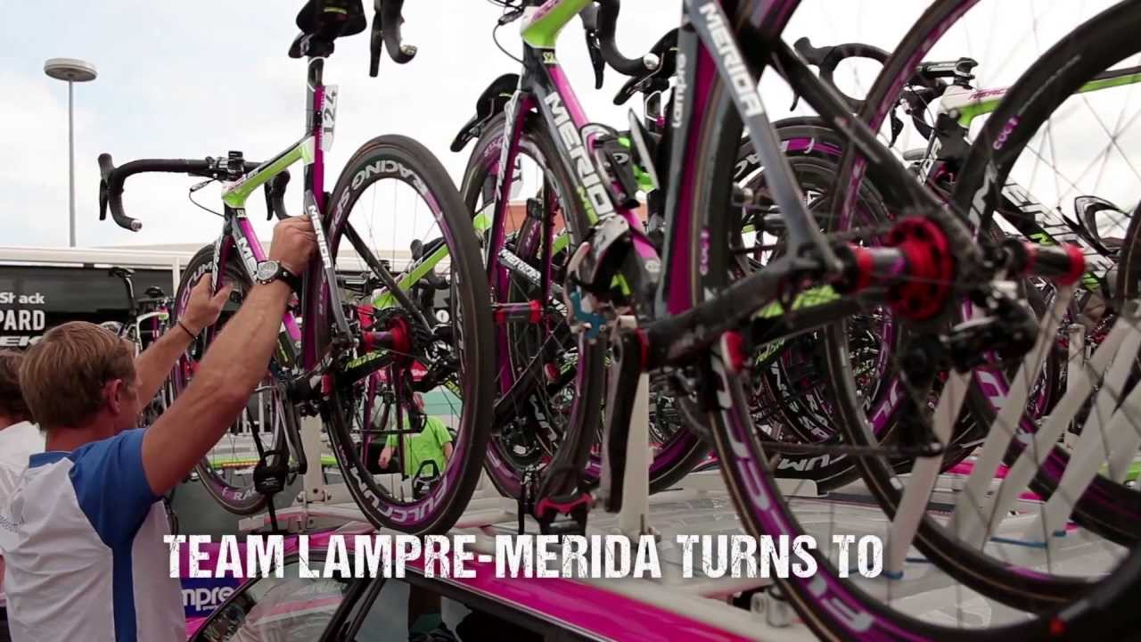 Fulcrum Teams: Lampre Merida