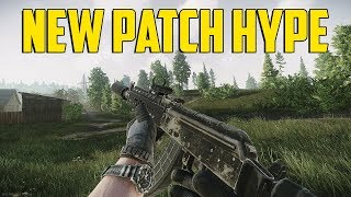 Escape From Tarkov - New Patch Hype