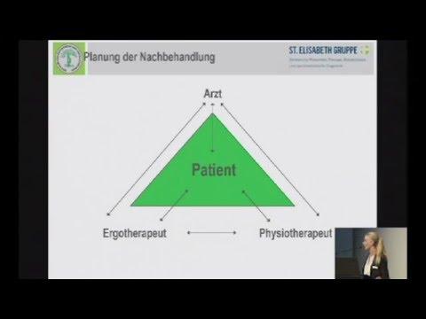 Therapeutische Erhebung von Gebühren für den Halswirbelsäule Alexander shishonina
