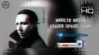 Descargar Album De Marilyn Manson - Heaven Upside Down [320kbps]