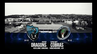 Highlights SCS DRAGONS VS. COBRAS ESCHOLZMATT