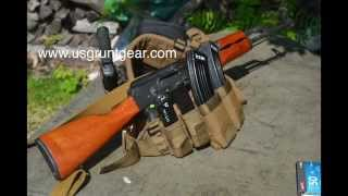 AK Magazine Pouches by US Grunt Gear