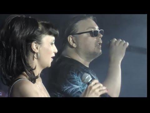 Аня Воробей и Владимир Захаров  2016