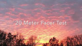 Fitnessgram 20 Meter Pacer Test 2017 Hip Hop Remix Full Length