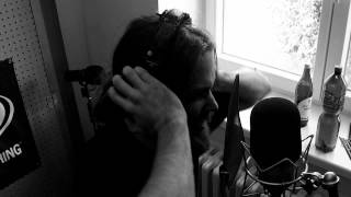Video Secret Of Darkness - Neotericus Universum (studio report #4 Voca