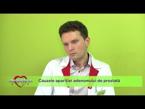 Hematurie Biopsia de prostată