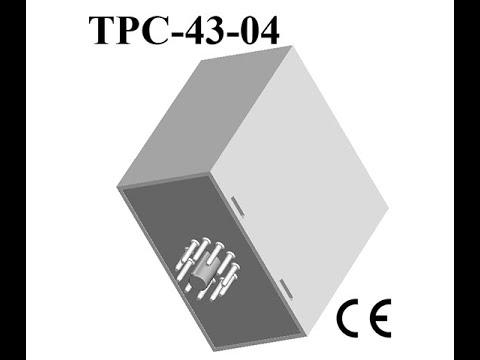 Plug In Enclosures TPC-43-04