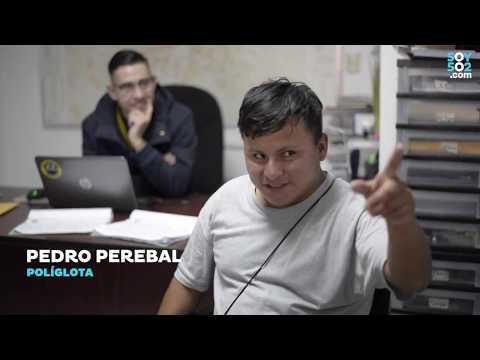El consejo de Pedro Perebal para que los jóvenes cumplan sus sueños