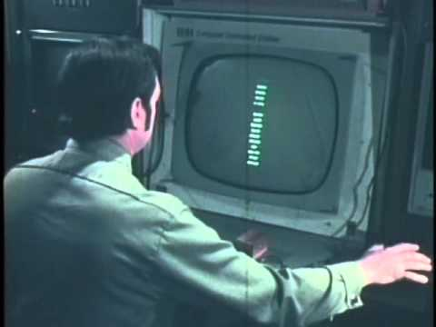Computer Animation In The '70s Was As Hard As You'd Expect