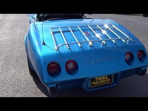 Video of '75 Corvette Stingray - QVP0