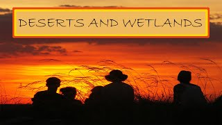 Australia the Beautiful - Deserts and Wetlands - 8077