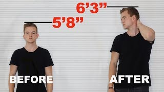 How To Grow Taller in 1 WEEK! THE TRUTH !!