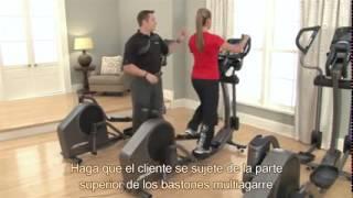 Elliptical Life Fitness 2015 - E Series (E1, E3 y E5)