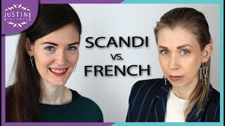Scandinavian style vs. French style feat. Jenny Mustard | Justine Leconte